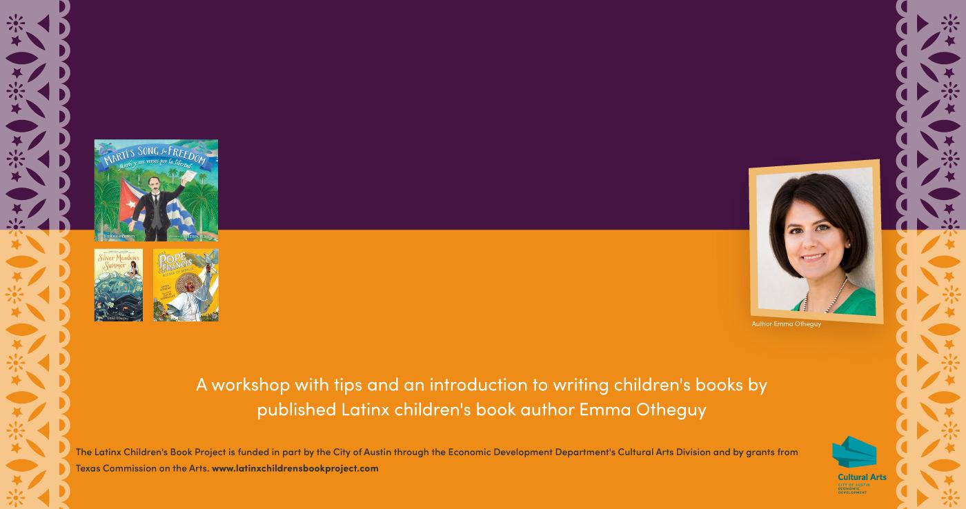 LATINX CHILDREN'S BOOK PROJECT